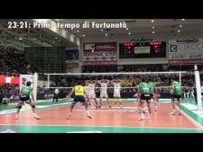 Trentino Volley - Bre Banca Cuneo (2010/11)
