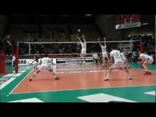 Marmi Lanza Verona - Trentino Volley (2010/11)
