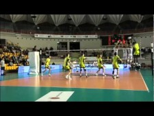 M. Roma Volley - Trentino Volley (2010/11)