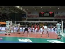 Trentino Volley - Acqua Paradiso Monza (2010/11)