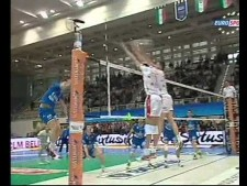 Trentino Volley - San Guistino (quarter-final 2011/12)