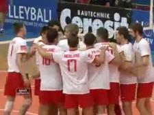 OK Crvena Zvezda - OK Selver Talin (Highlights)
