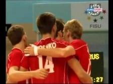 Russia - Brazil (Universiade 2011, short cut)
