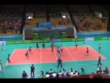 Canada actions in Canada - South Korea (Universiade 2011)