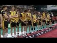 Resovia Rzeszów - Skra Bełchatów (Highlights)