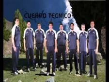 UPCN Voley Club team presentation 2011/12