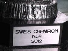 """Chênois: Swiss Champions 2012 """"The Artists"""""""