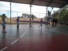 Playing in JEMG (Jogos Escolares de Minas Gerais)
