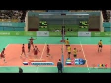 Summer Universiade 2011 (Final matches)