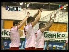 Vojvodina Novi Sad - OK Crvena Zvezda (full match)