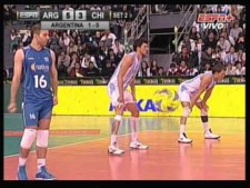 Argentina - Chile (South America Olympics qualitication)