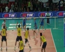Brazilian serves in World Championships 2010