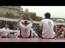 Sitting Volleyball World Record
