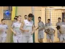Polish training before World League 2012