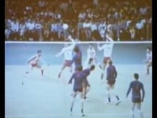 Documentary about volleyball (1976)