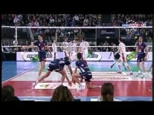 Volleyball aces