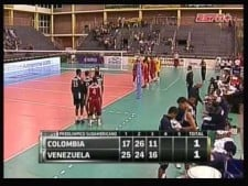 Venezuela - Colombia (South America Olympics qualitication)