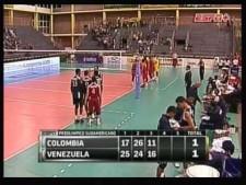 Venezuela - Colombia (South America Olympics qualitication)