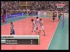 Argentina - Venezuela (South American Olympic qualitication)