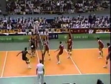USA - USSR (The Olympics 1988 Final)