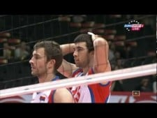 Serbia - China (The Olympics 2012 Qualification Tournament)