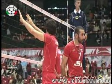 Iran - China (The Olympics 2012 Qualification Tournament)