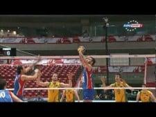 Australia - Serbia (The Olympics 2012  Qualification)