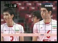 Iran - Venezuela (The Olympics 2012  Qualification)