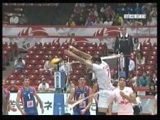 Iran - Serbia (The Olympics 2012 Qualification)