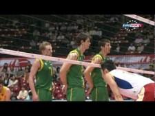 China - Australia (The Olympics 2012 Qualification, SET3)