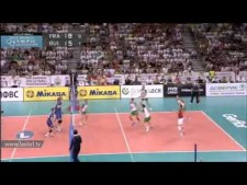 France - Bulgaria (Highlights, The Olympics 2012 Qualifying)