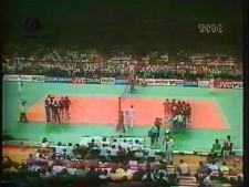 Bulgaria - Brazil (World Championships 1986)