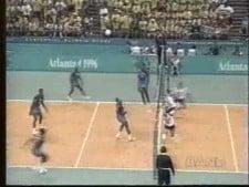 Brazil - Cuba (The Olympics 1996, SET3)