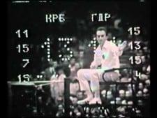 Bulgaria - East Germany (World Championships 1970, SET5)