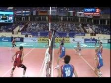 Serbia - Japan (World League 2012, Kaliningrad)