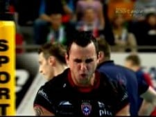 Georg Grozer in Polish League 2011/12 Play-off's