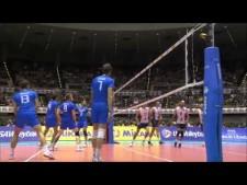 USA - Italy (World League 2012, Dallas)