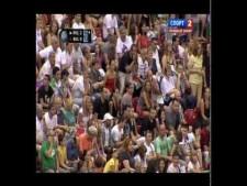 Bulgarian fans in World League 2012 Final Six