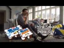 Bartosz Kurek  in TV Commercial (Monte)