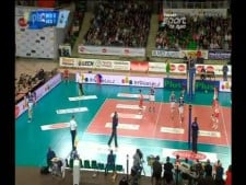 Jakub Jarosz 8 aces in match Bydgoszcz - Kędzierzyn-Koźle