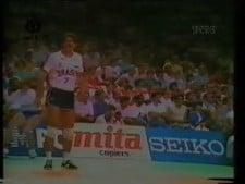 USA - Brazil (World Championships 1986)