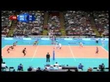 Argentina - Japan (World Championship 2010, short cut)