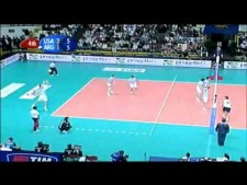 Argentina - USA (World Championship 2010, short cut)