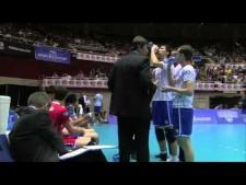 USA - France (World League 2012, Dallas)