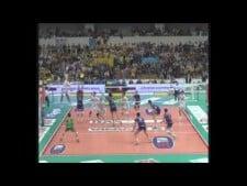 Łukasz Żygadło in match Trentino - Macerata
