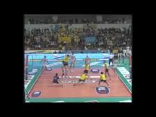 Łukasz Żygadło in match Trentino - Verona