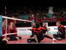 Germany - Russia (Paralympic 2012)