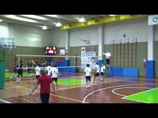 Itas Diatec A - Promovolley 3:0