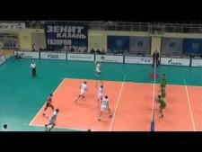 Zenit Kazan - Lokomotiv Novosibirsk