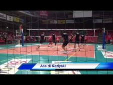Copra Piacenza - Trentino Volley (Highlights)